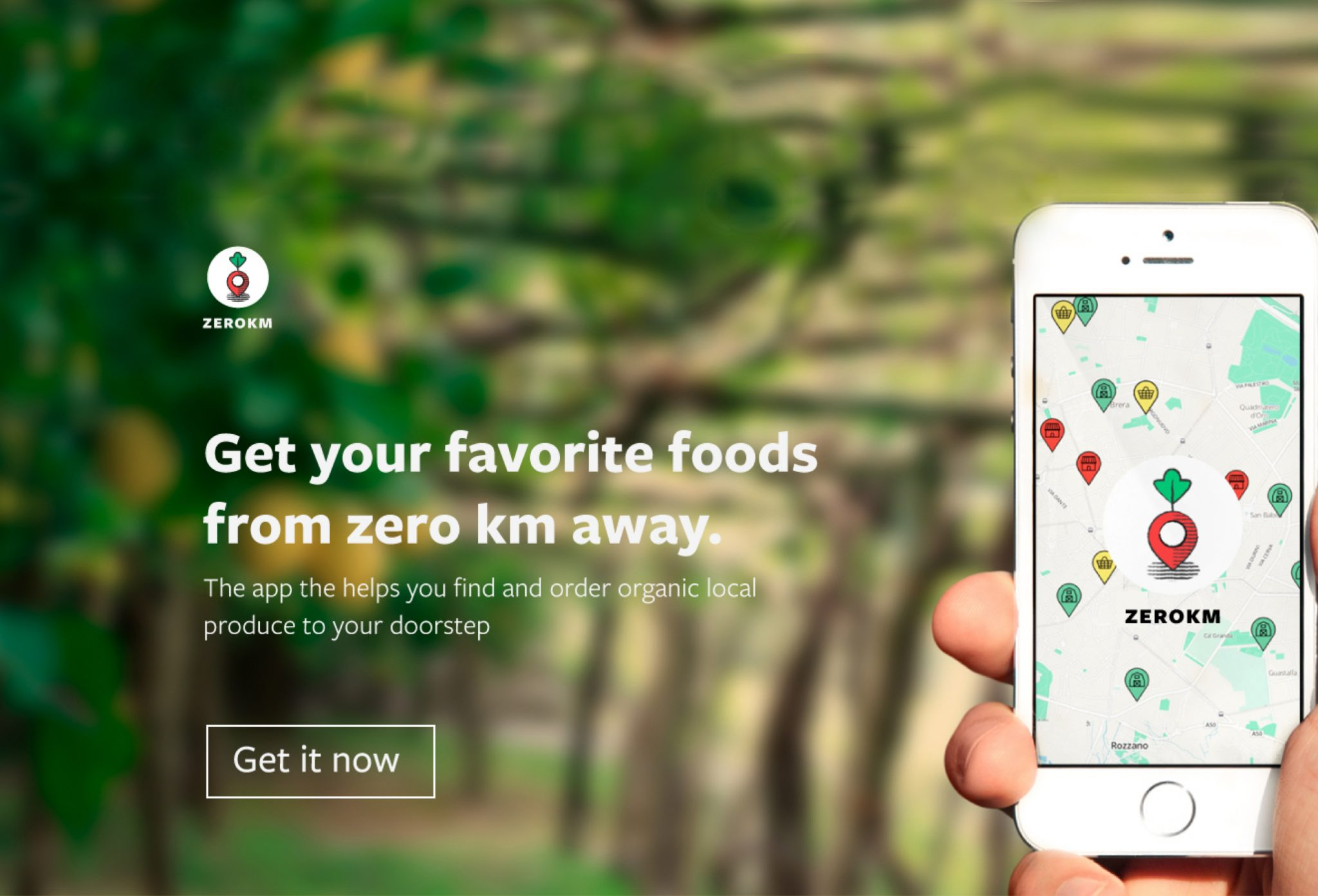 App design and community-based services for Expo 2015.