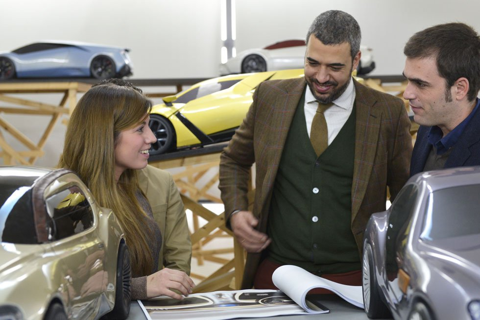 Scuola Politecnica di Design SPD - Car Design Show